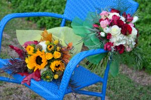 Bold Blossoms Thanksgiving and Holiday Specialty Bouquets