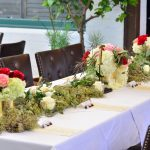 Flowers for Wedding Reception - Southern California