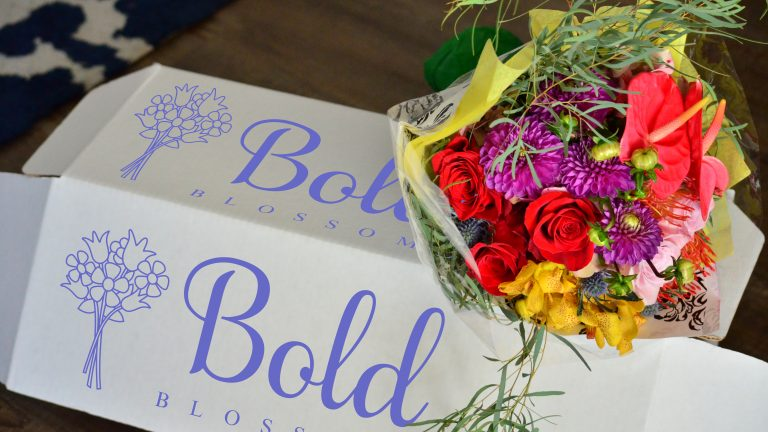Bold Blossoms Flower Subscription Box Club