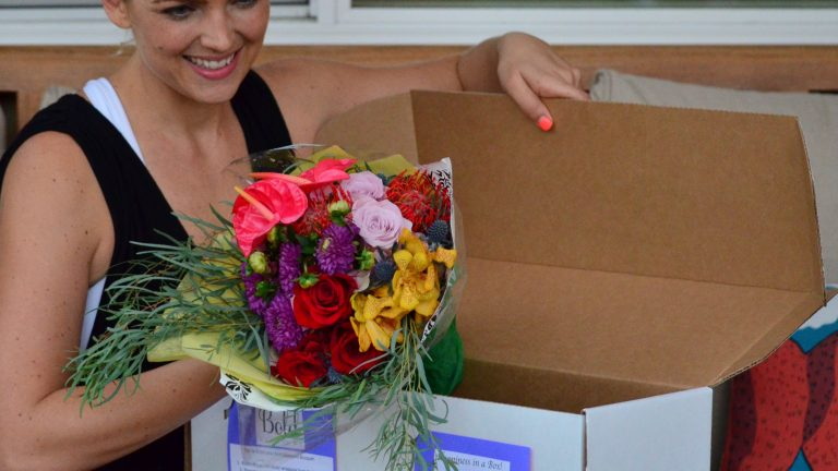 Bold Blossoms Monthly Floral Subscription Club