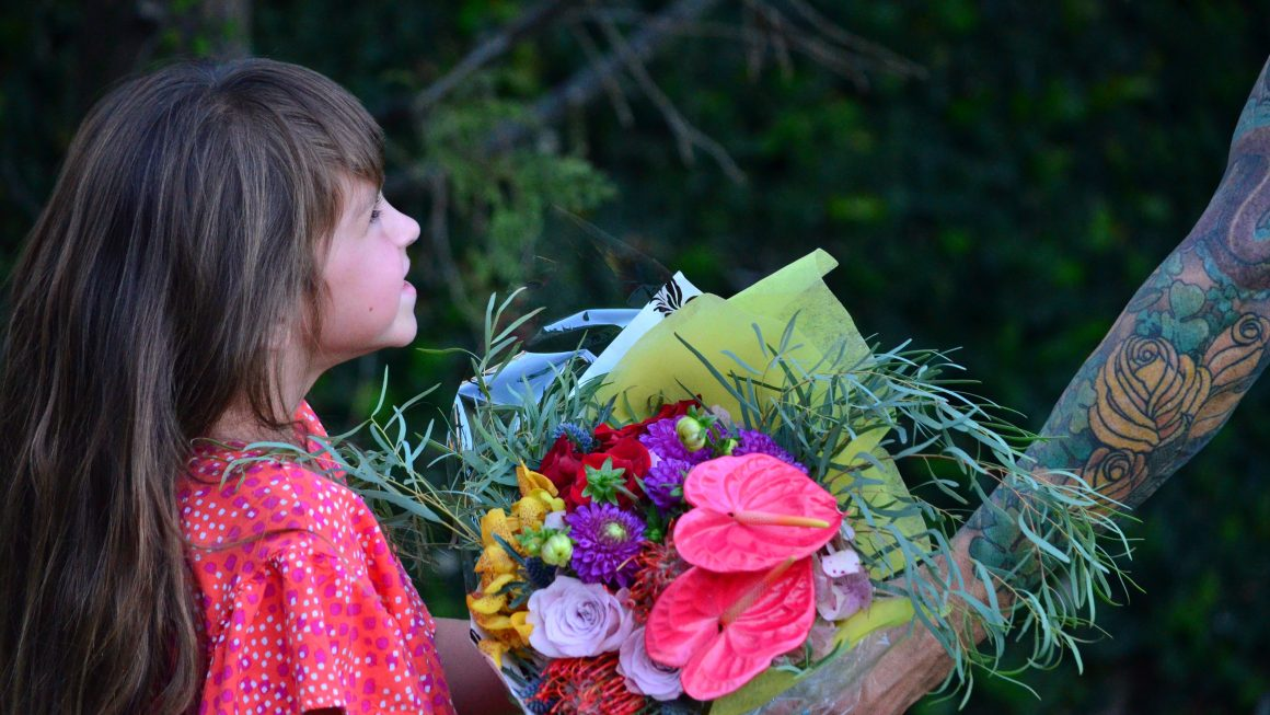 The Gift of Flowers~